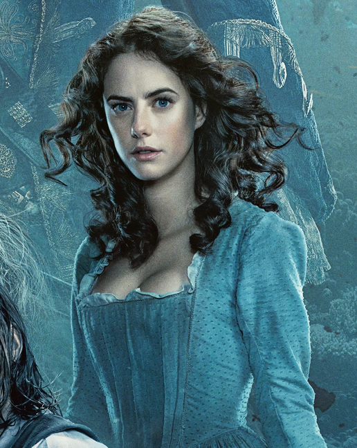 Carina Smyth from Pirates of the Caribbean: Dead Men Tell No Tales