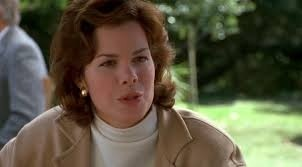 Dr. Sara Jean Reynolds from Flubber sits outside wearing a